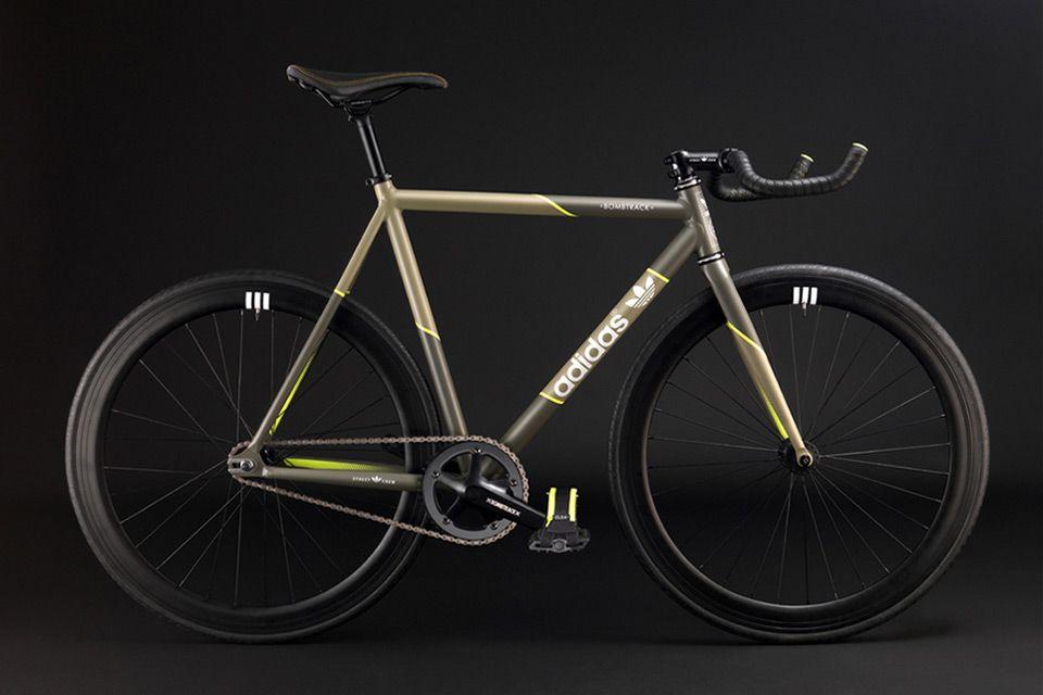Adidas también tiene su bicicleta urbana