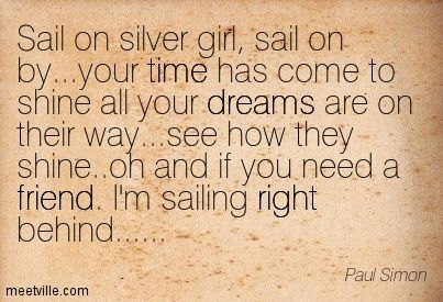 Paul Simon Sailing Quotes Lyric Quotes