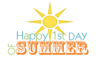 Happy 1st Day of Summer!! #summer #quotes #happy | Soooo I was