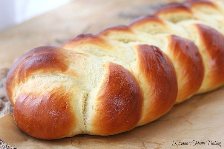 Braided easy egg bread | Recipe | Bread recipes, Water me ...