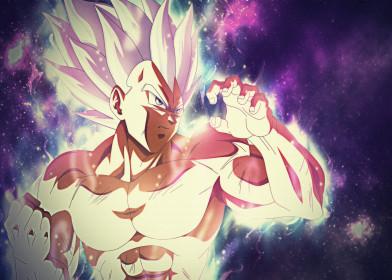 Dragon Ball Z Goku Poster