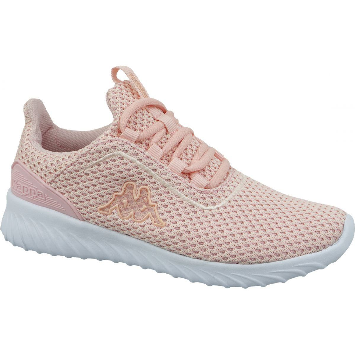 Buty Kappa Deft W 242684 2110 Rozowe White Sneaker Sneakers Shoes
