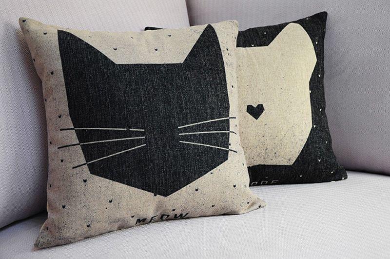 The Pillow Kussen : Pillow kussen nordicinterior vanmariel lvt