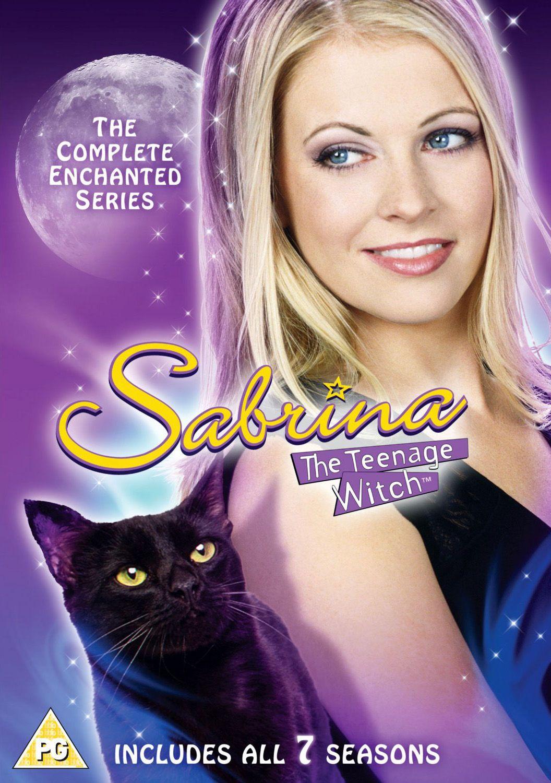 Sabrina the Teenage Witch Complete DVD Box Set Melissa Joan Hart | Witch tv  series, Sabrina witch, Melissa joan hart