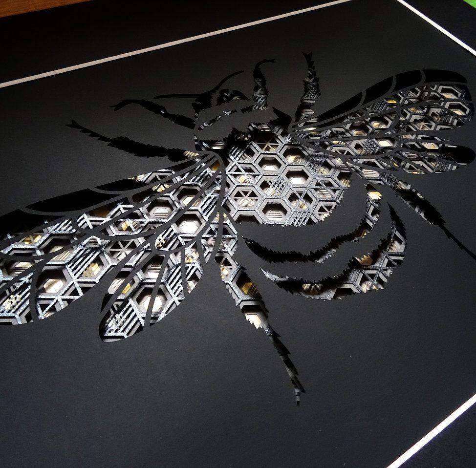 Pretty Paper Dreams | Bumble Bee