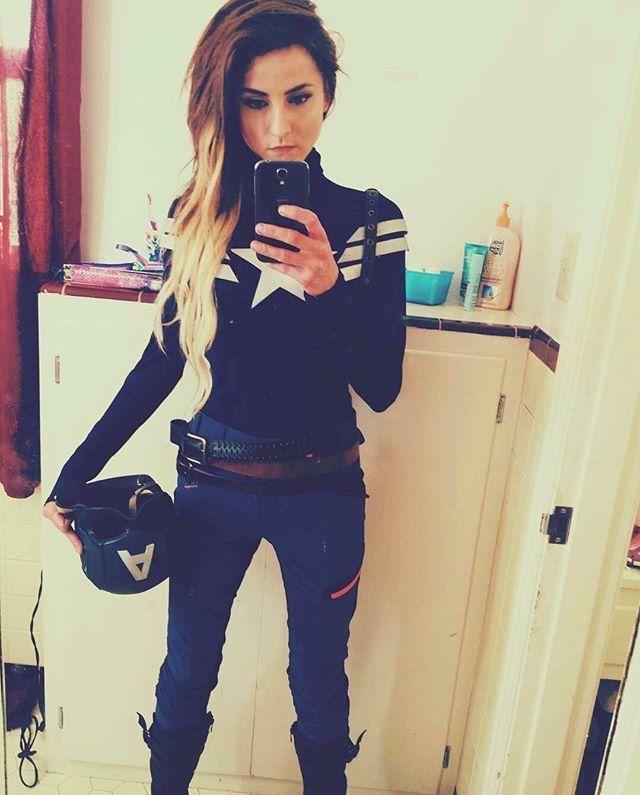 Star Girl (female Captain America)