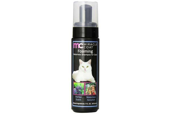 What Are The Top 10 Best Cat Shampoos Cat Shampoo Flea Shampoo For Cats Waterless Shampoo
