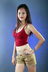 Asian girl model philippine wild