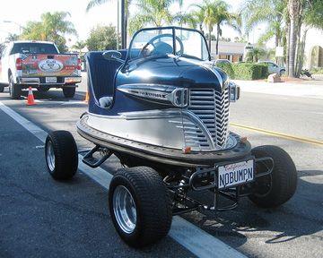 Street Legal Bumper Cars