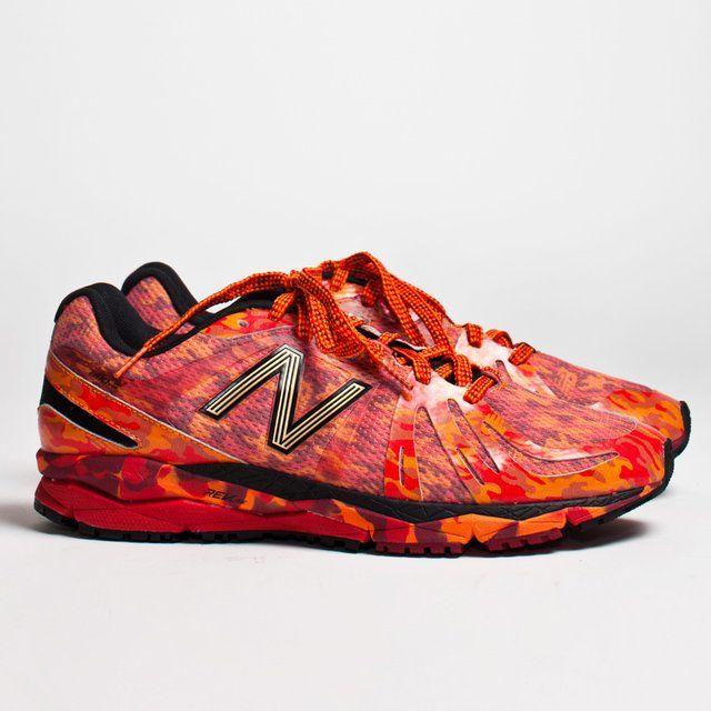 New Balance M890 Revlite Orange   New balance sneakers, Orange ...