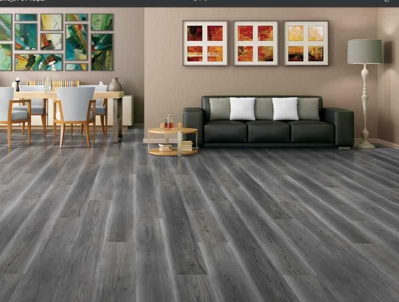 mohawk painted reserve grey slate features a cerused or limed oak edge effect with washed colors