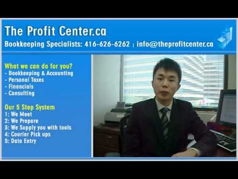 Theprofitcenter Ca Bookkeeping Services In Toronto Ontario Canada Bookkeeping Services Bookkeeping Toronto