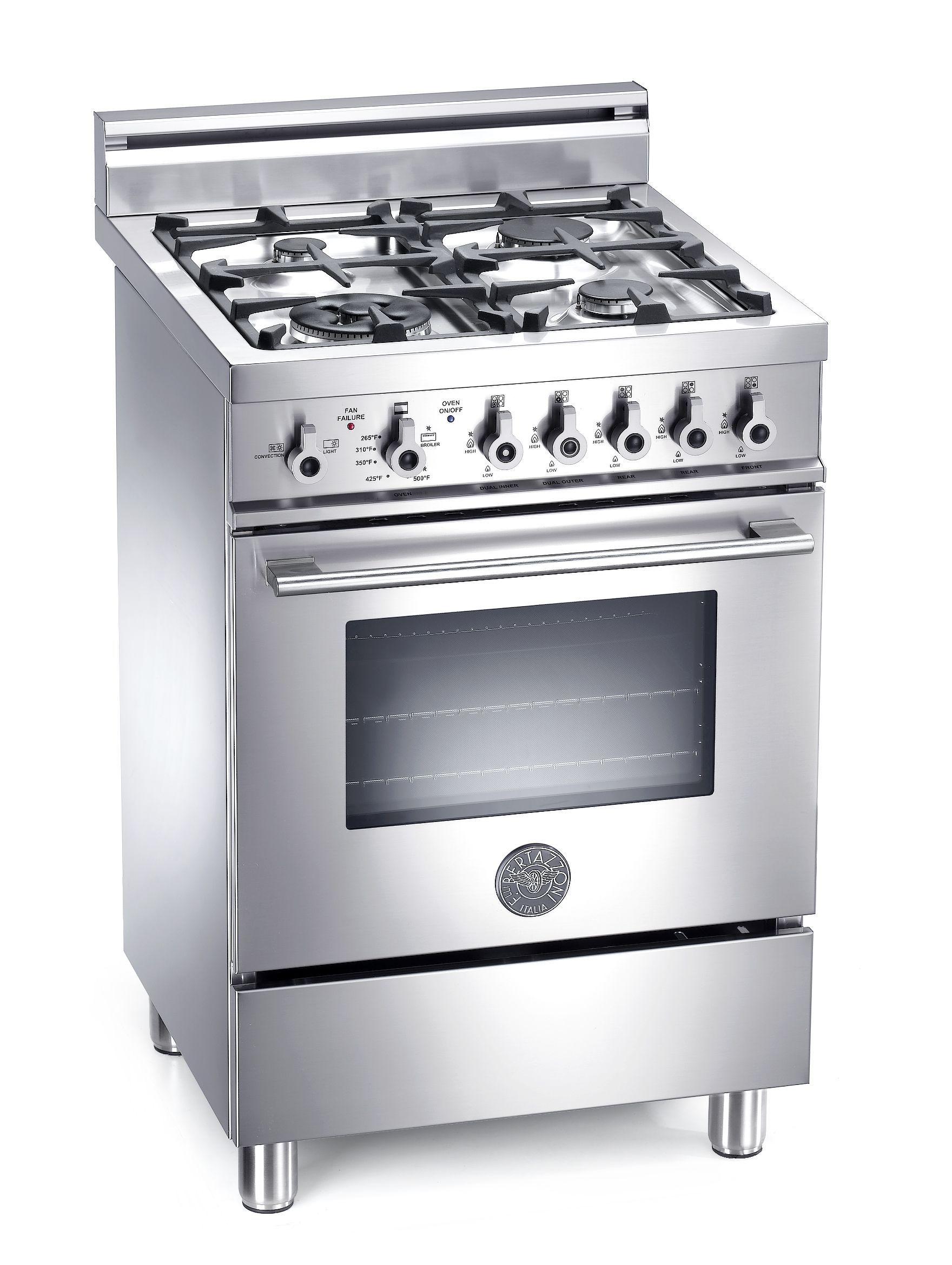 Struggling for space? We love the fact Bertazzoni offer their ...
