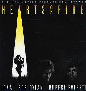 Bob Dylan Hearts Of Fire Soundtrack Uk Vinyl Lp Album Lp Record 132245 Fire Heart Bob Dylan Soundtrack