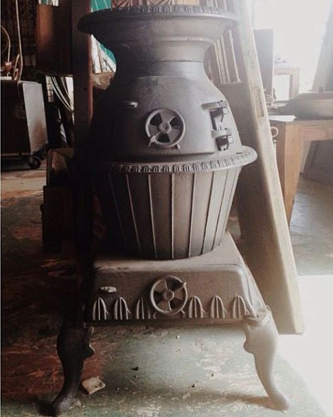pot belly stove for sale at sarasota salvage price not listed rh pinterest com