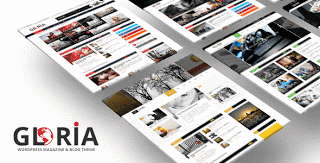 Gloria v2.1 – Responsive Magazine Newspaper WordPress Theme           Download Gloria v2.1 | Themef...