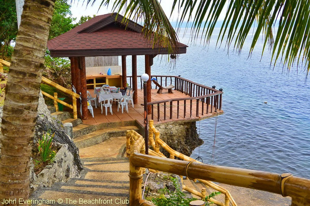 Beach resorts Bohol Philippines Molave Cove Resort