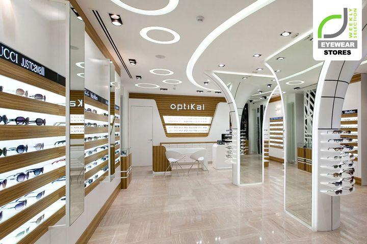 eyewear shop  EYEWEAR STORES! Optical shop by Arketipo Design, Rovigo \u2013 Italy ...