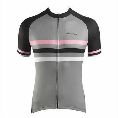 Greystone Performance Short Sleeve Cycling Jersey By Danny Shane : M1GRST14-K