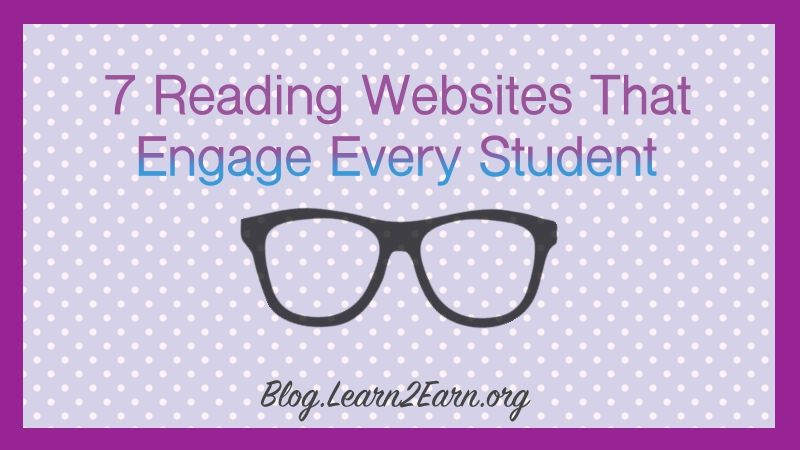 7 Fun (And Effective!) Reading Websites That Engage Students