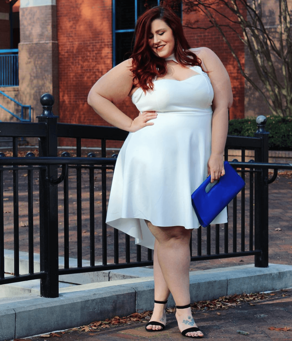 28 Fashionable Nightclub Outfits For Plus Size Women This ...