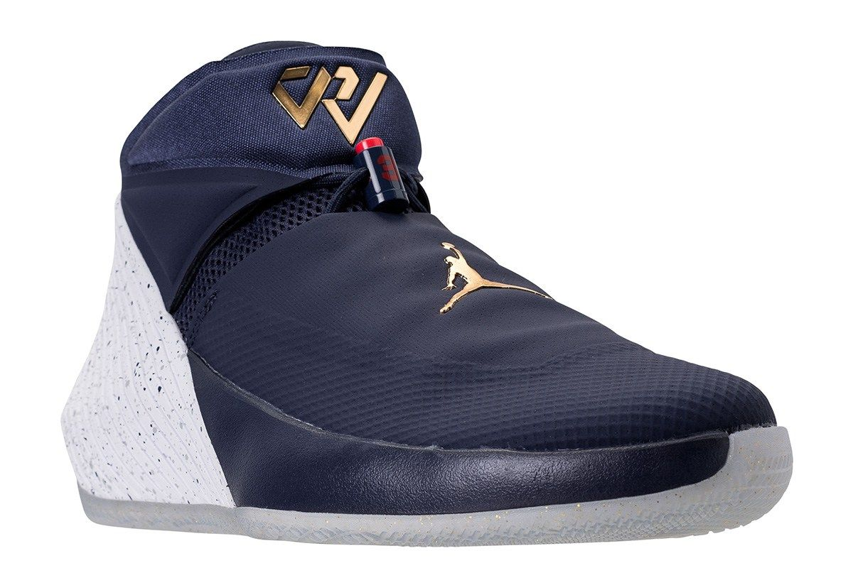 best sneakers 7568c 4ce5a Jordan Why Not Zer0.1 in Olympic Colors - EUKicks.com Sneaker Magazine  Zapatos
