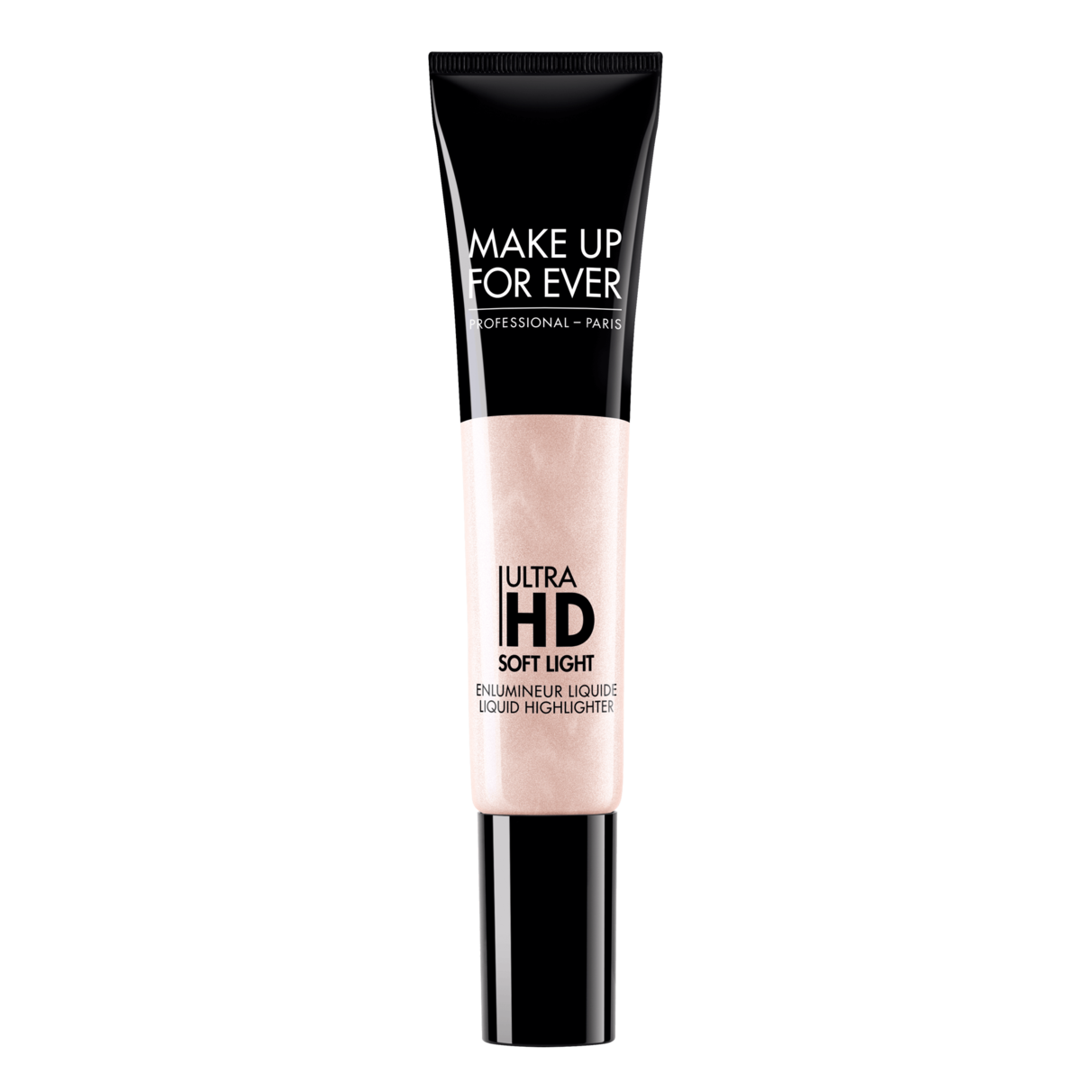 Ultra HD Soft Light Pink Champagne Liquid Highlighter