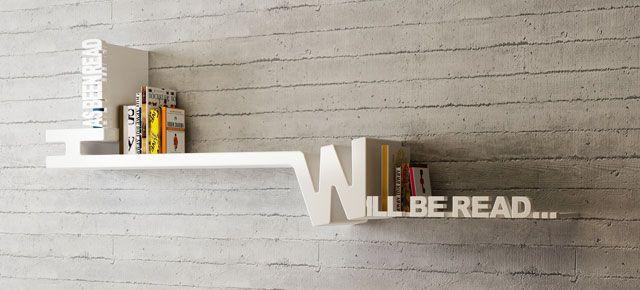 creative bookshelves DeMilked BBCreative Bookshelves