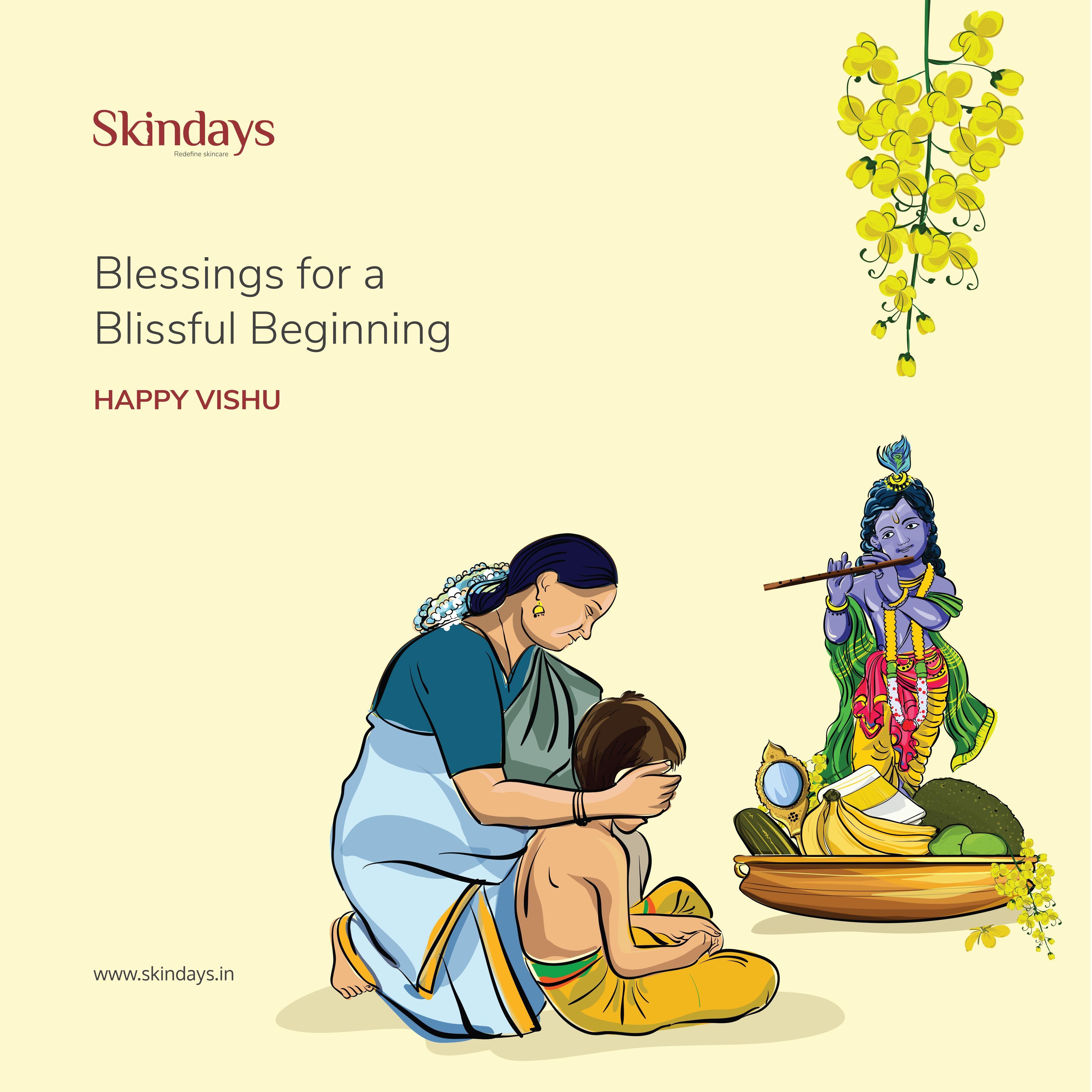 Pin by Swathy Sudarsanan on Cute Bengali new year, Vishu