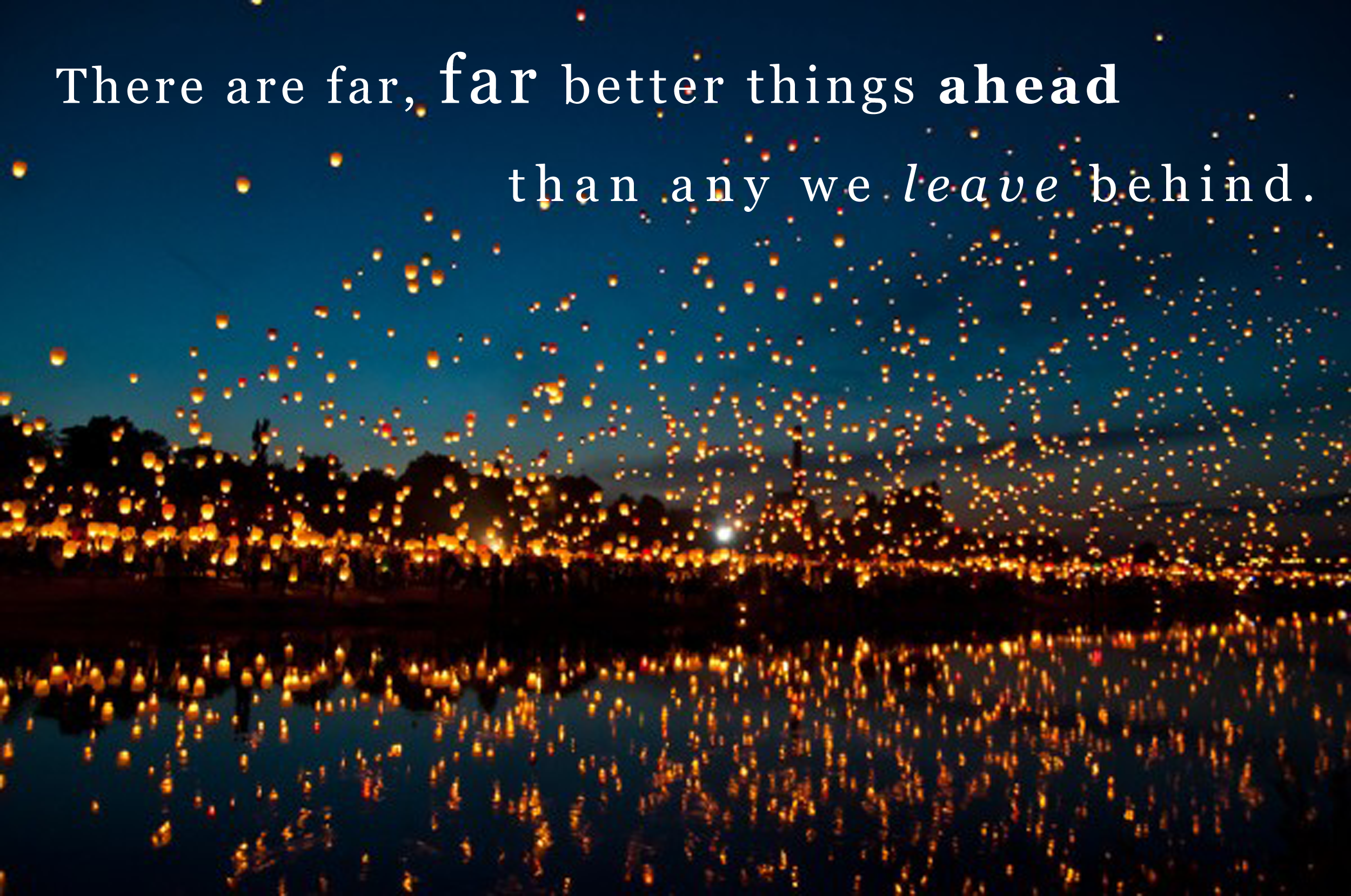 Farewell letter from   Wisdom, Thoughts and Wise words for Sky Lanterns Quotes  45gtk