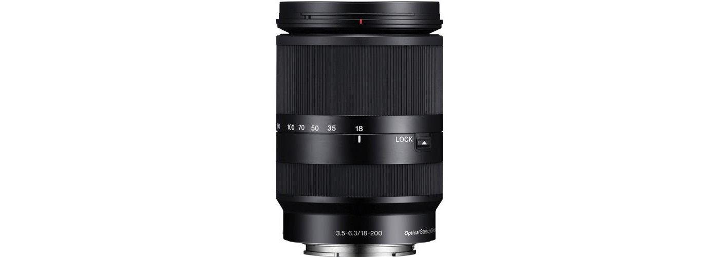 Sony E 18 200mm F 3 5 6 3 Oss Le E Mount Lens Sponsored Mm Ad Sony Mount Oss House Styles Lens