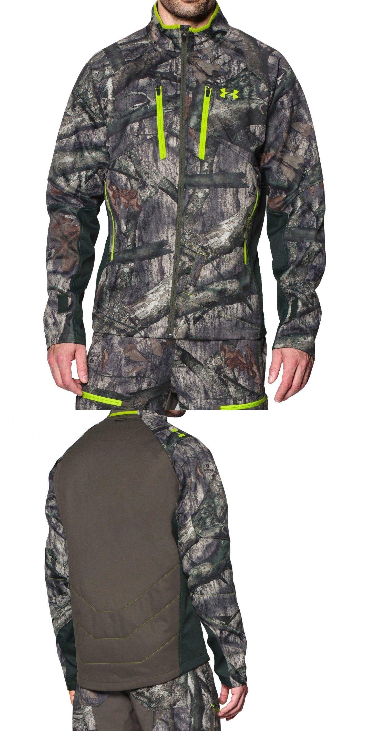under armour mossy oak treestand jacket