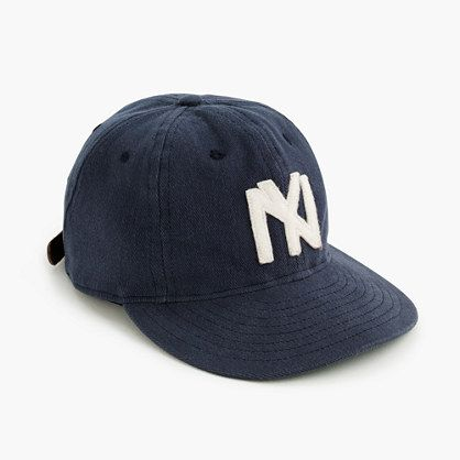 J.Crew+-+Ebbets+Field+Flannels®+for+J.Crew+Brooklyn+Eagles+ball+cap