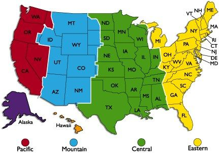 How Well Do You Know Basic U.S. Geography? | APHuG | Pinterest