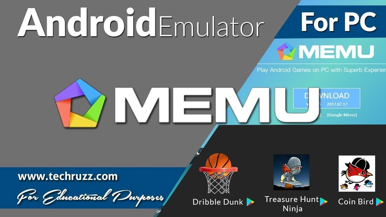 How To Download and Install MEmu Android Emulator in Windows