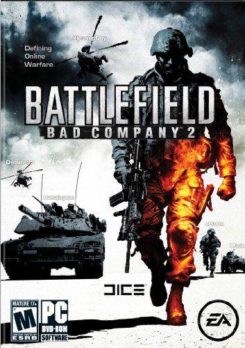 Battlefield Bad Company 2 Pc Electronic Arts Https Www Amazon