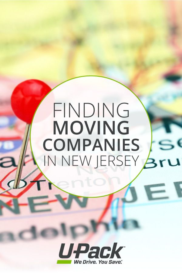 Upack Quote Pleasing Looking For A Long Distance Moving Company In New Jersey See How U .