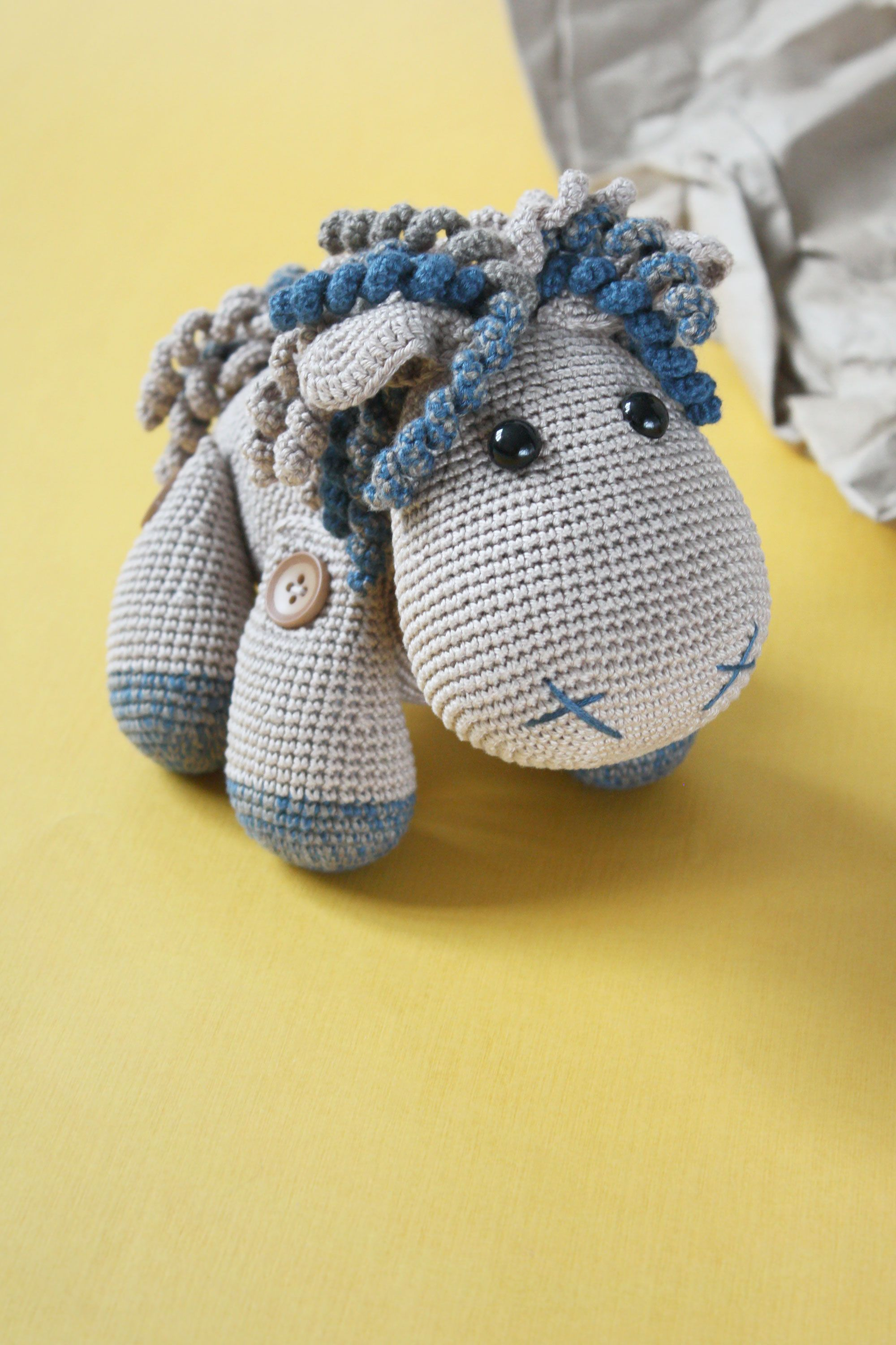 Photo of #Crochet toys for girls Birthday gifts for baby boy 1 year olds plush horse toys