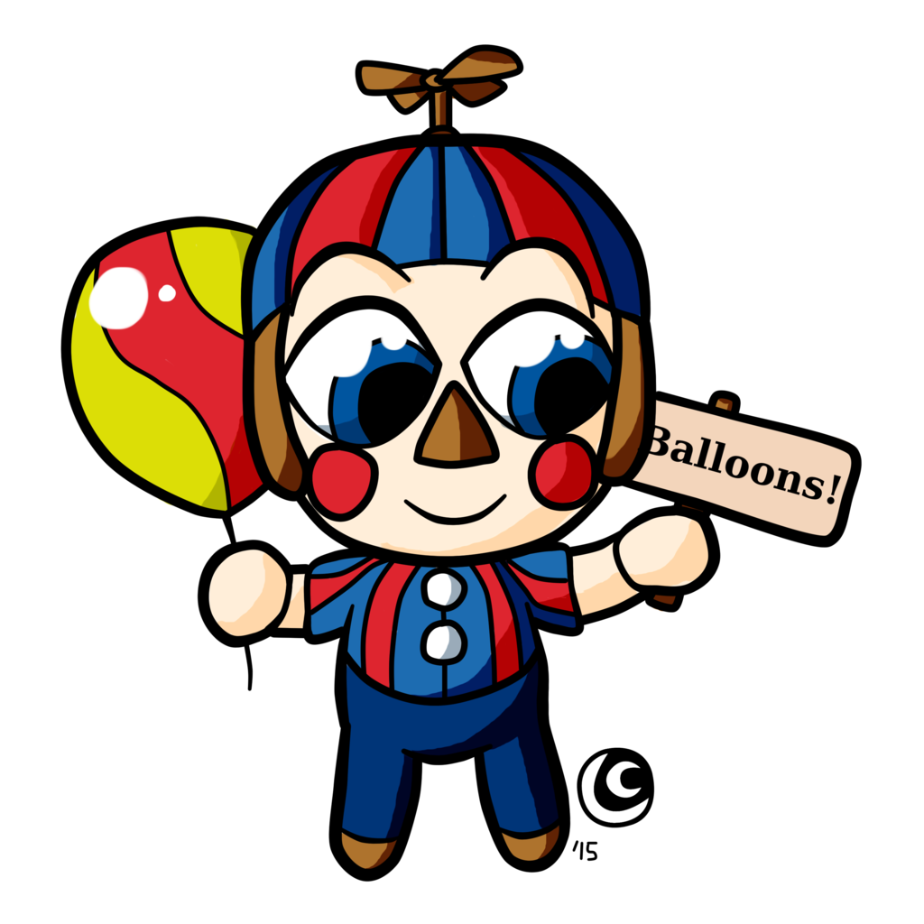 Balloon Boy Chibi By Hotcheeto89.deviantart.com On @DeviantArt