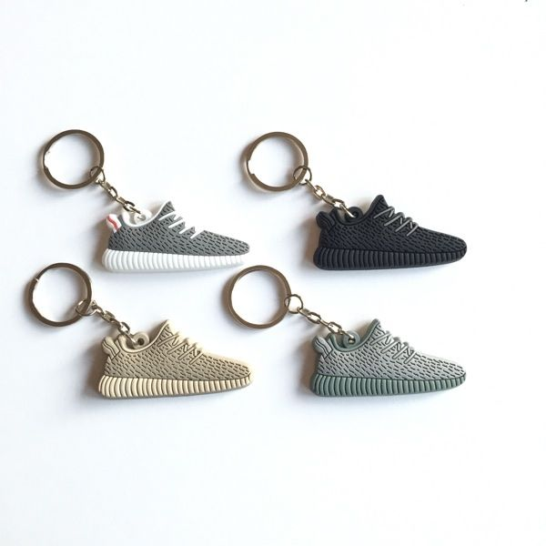 For Sale  All 4 Yeezy Boost 350 Keychain for  20  4af359237