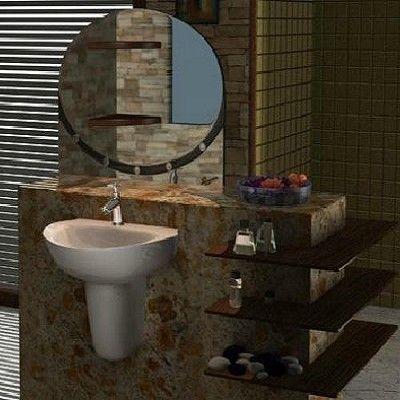 Bathroom Basins With Luxury Looks Multiple Choices Fashionable