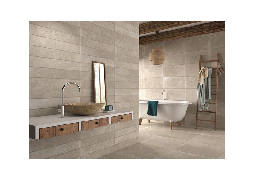 Betonnen Tegels Badkamer : Betonlook keramische tegel badkamer gietvloer beton onderhoud