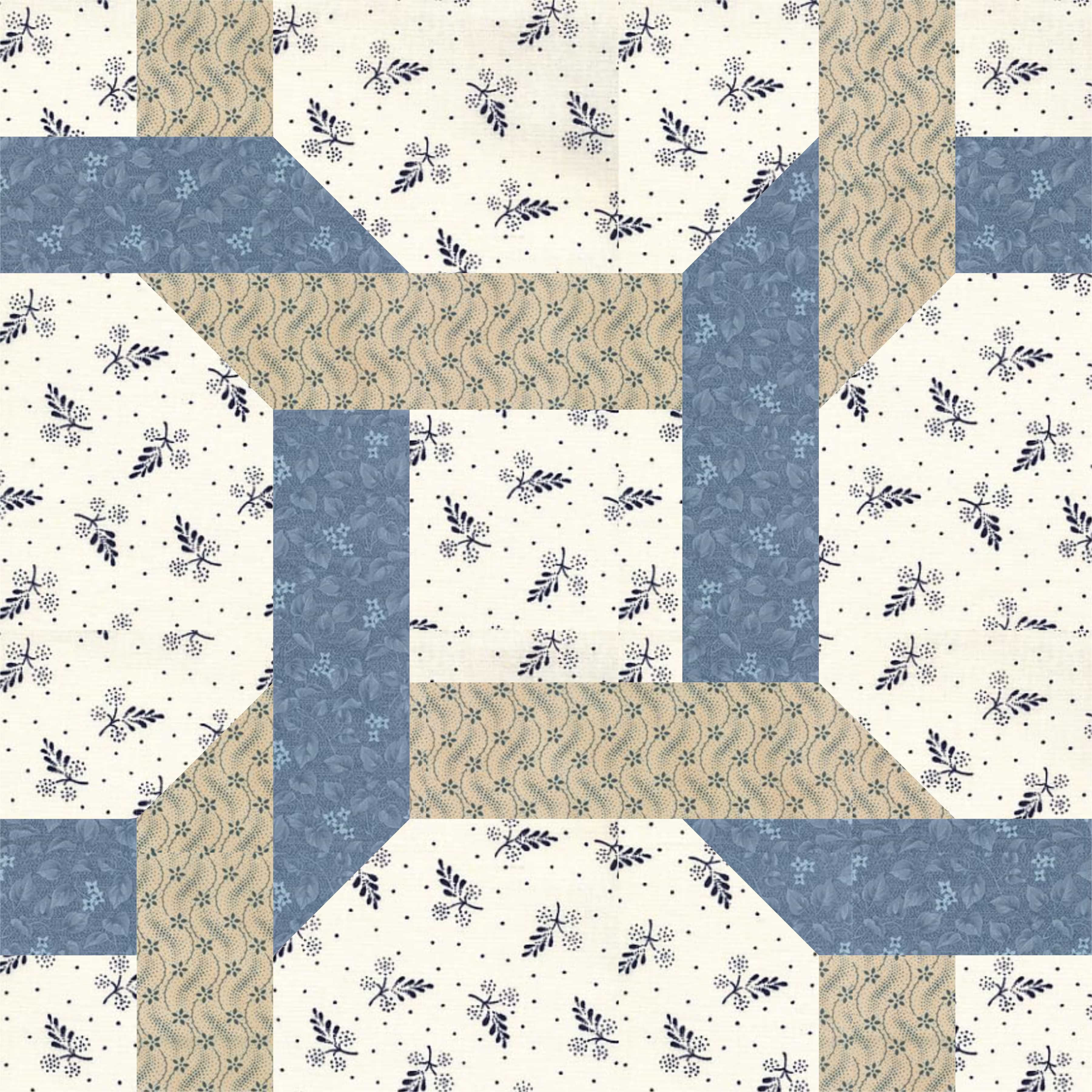 11-29 Celtic Twist. This pattern was originally published as ... : mccalls quilt blocks - Adamdwight.com
