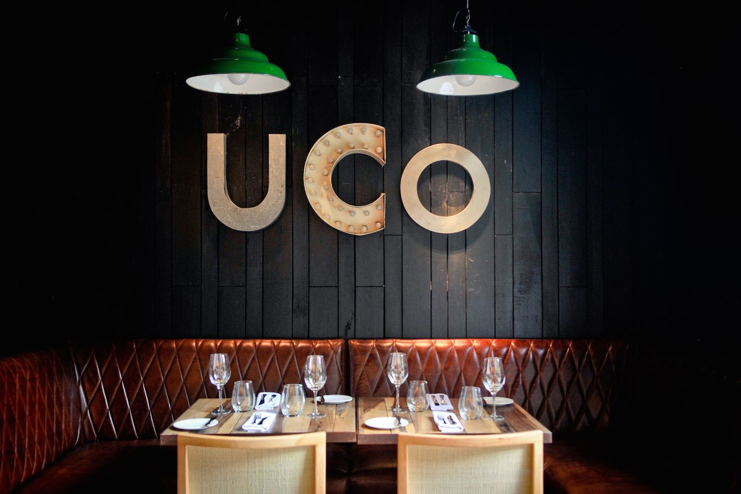 UCO at the Fierro Hotel in Buenos Aires has the best
