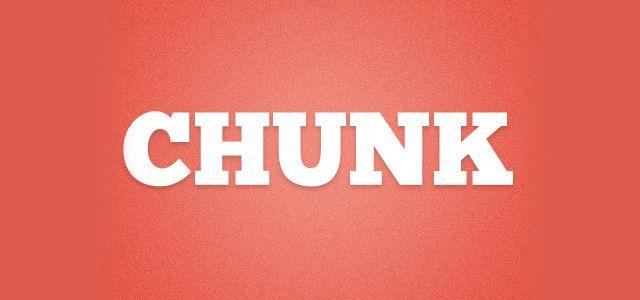 Chunk ( Para salir de la Rockwell)
