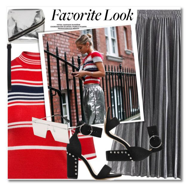 """Favorite look"" by gamiss ❤ liked on Polyvore featuring Proenza Schouler"