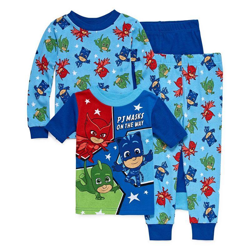 5f617cf0cf76 4-pc. PJ Masks Pajama Set Boys