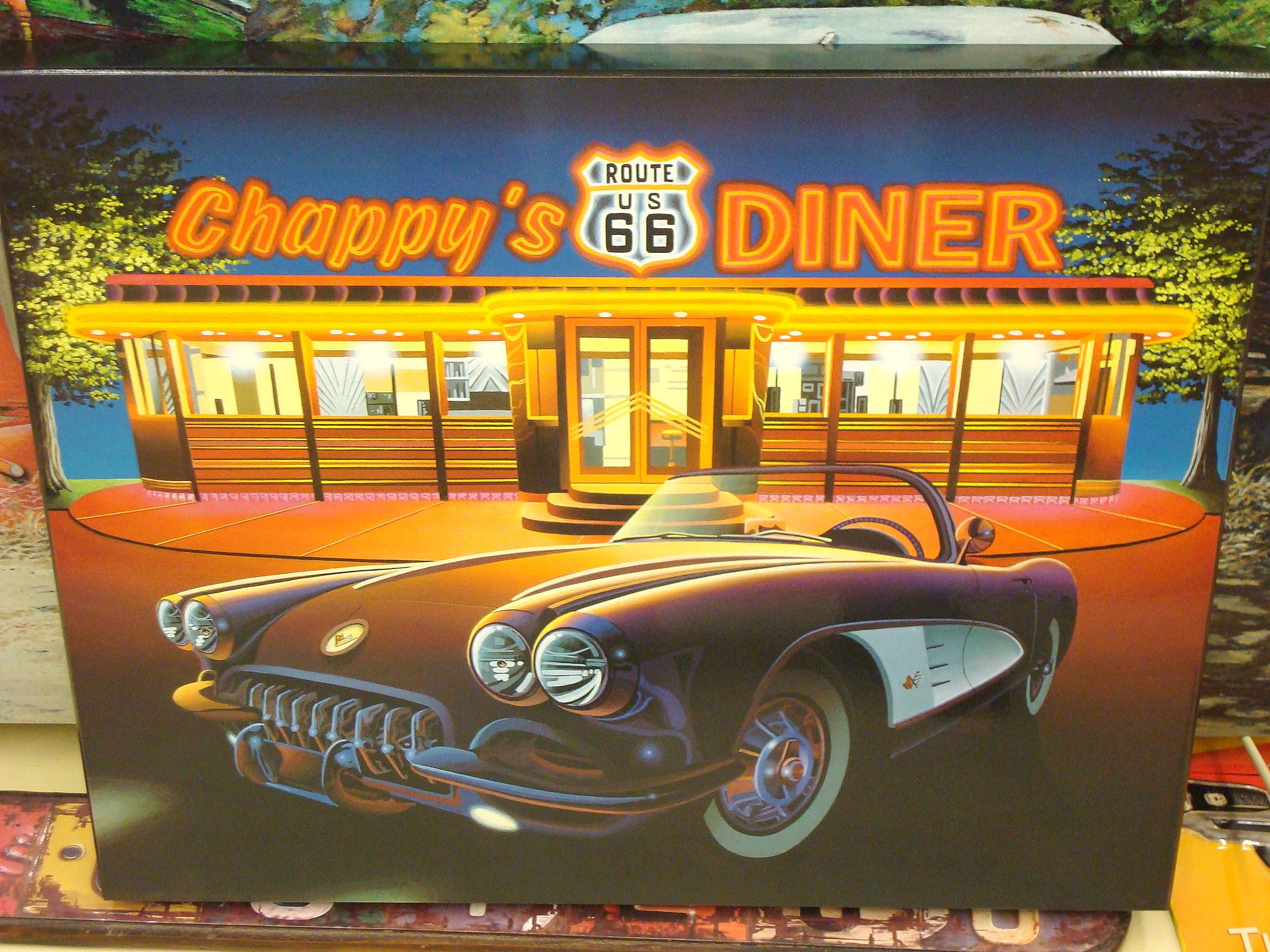 Fine Route 66 Wall Art Gallery - The Wall Art Decorations ...
