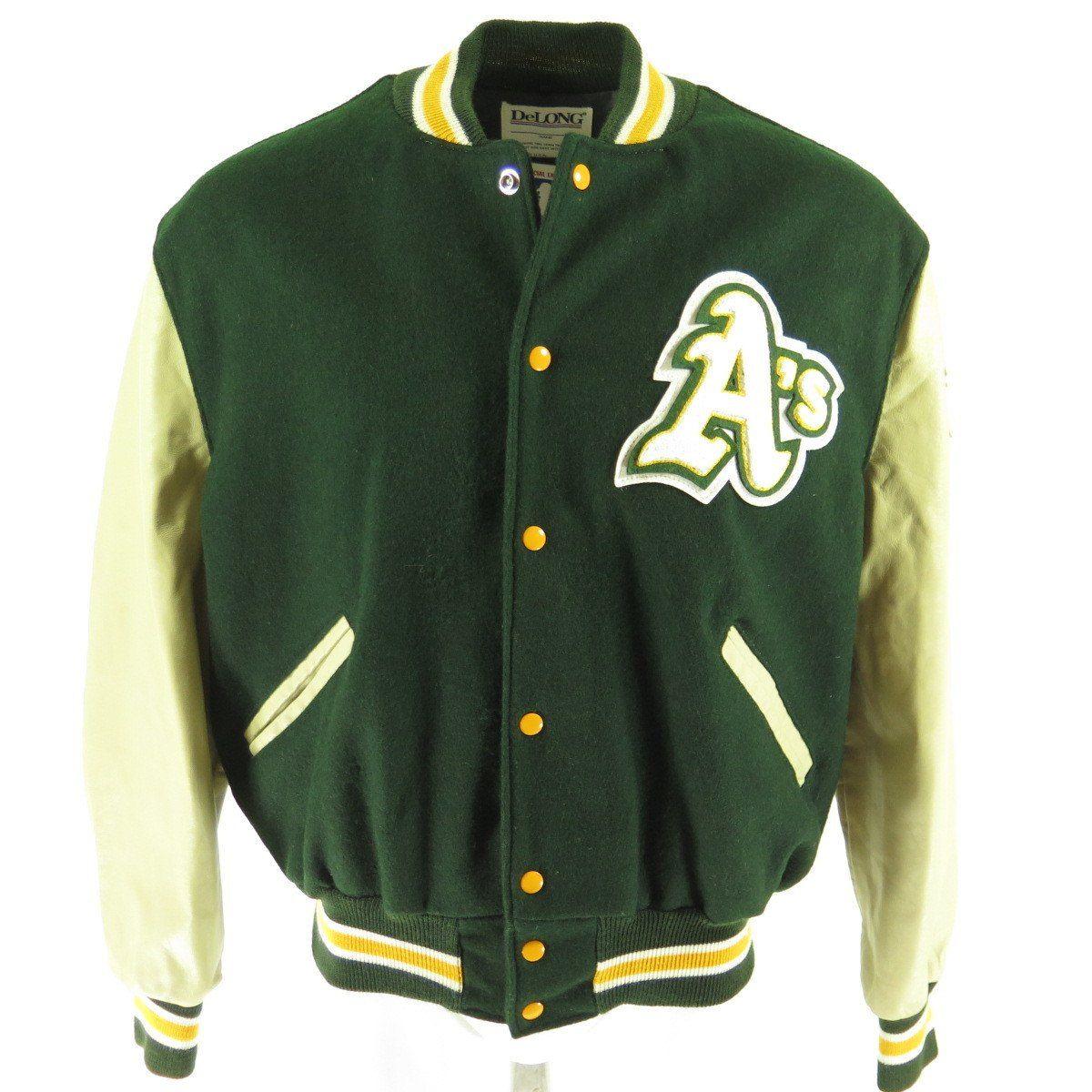 Delong Mlb Baseball Varsity Jacket H20h 1 Jackets Baseball Varsity Jacket Varsity Letterman Jackets