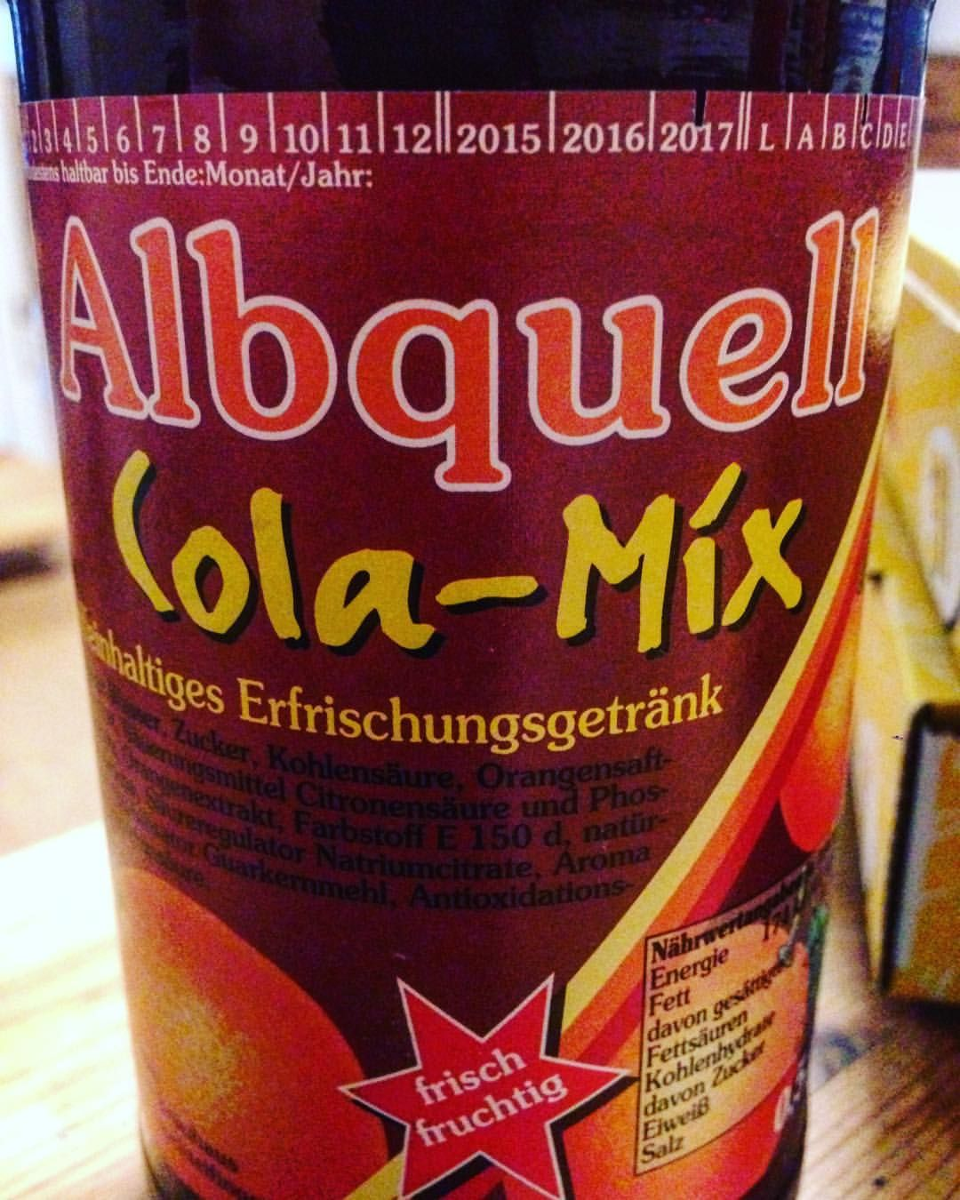 #albquell #albquellbräuhaus #colamix #spezigram #spezi